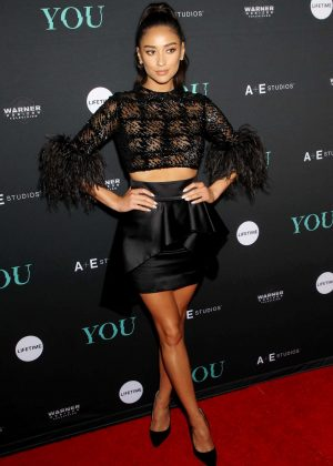 Shay Mitchell - 'You' TV Sereies Premiere in New York