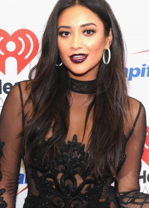 Shay Mitchell - Z100's Jingle Ball 2015 in NYC