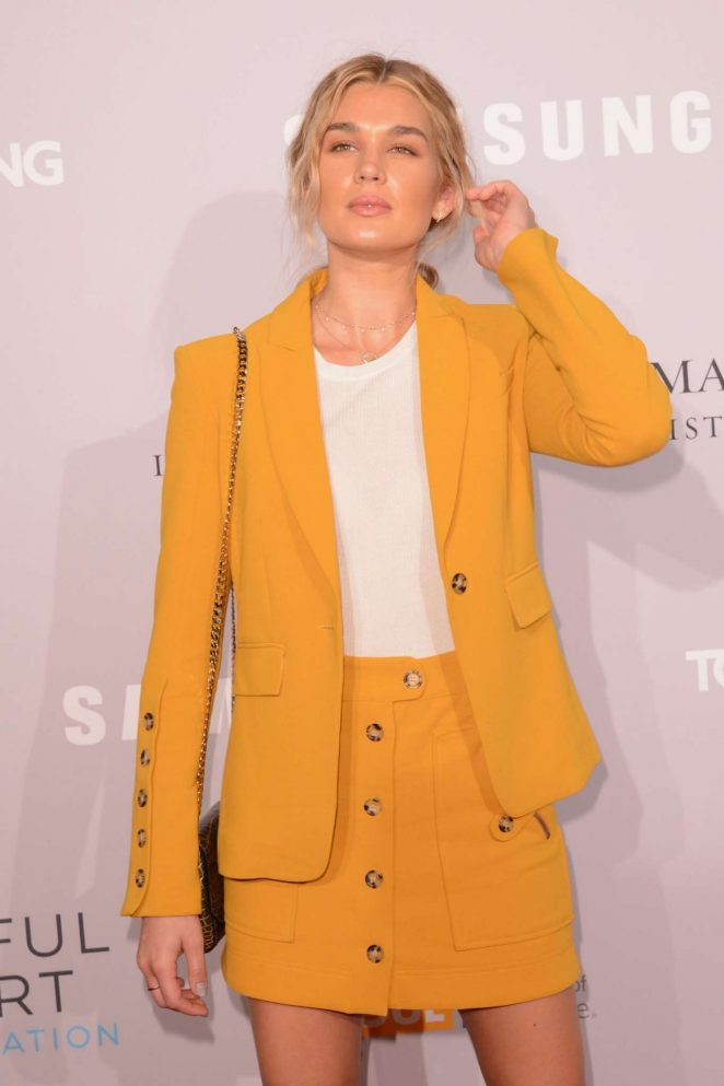 Shayna Taylor - Samsung Charity Gala in New York City