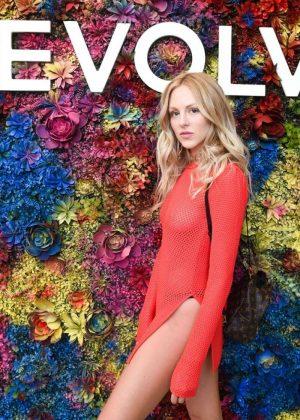 Shea Marie - Revolve Desert House at 2017 Coachella in Indio