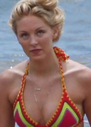 Shea Marie in Bikini in Maui