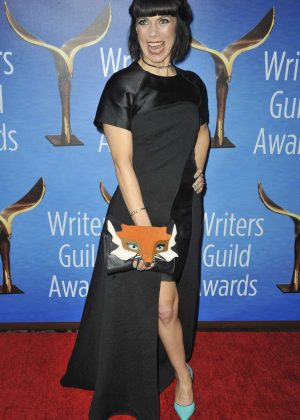 Sheila Callaghan - 2017 Writers Guild Awards in Los Angeles