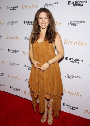 Sheila Kennedy - 'Breathe' Screening in New York