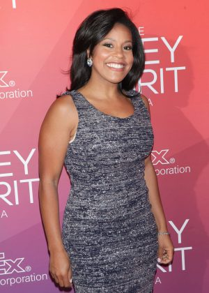 Sheinelle Jones - Ailey Spirit Gala 2016 in New York