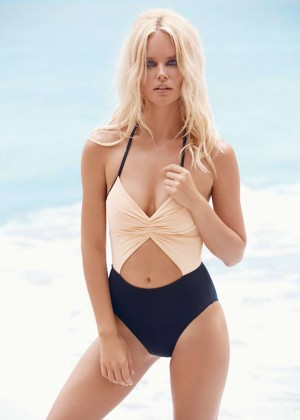 Shelby Keeton - Free People Swimwear 2015