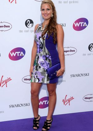 Shelby Rogers - 2017 WTA Pre-Wimbledon Party in London