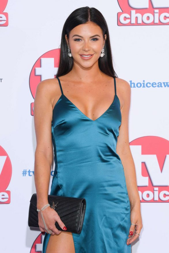 Shelby Tribble - 2019 TV Choice Awards in London