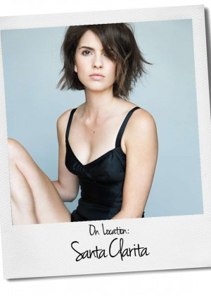 Shelley Hennig - DuJour.com Photo (April 2015)
