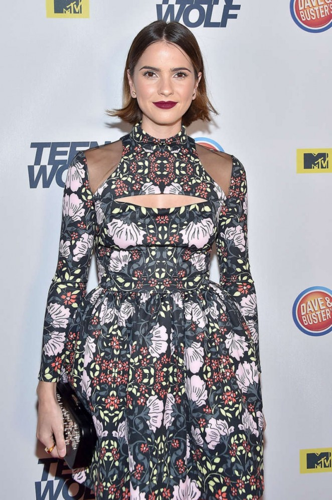 Shelley Hennig - MTV Teen Wolf Los Angeles Premiere Party in Hollywood