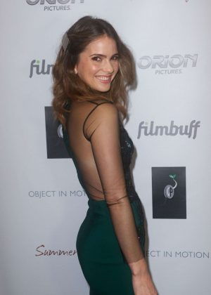 Shelley Hennig - 'Summer Of 8' Premiere in Los Angeles