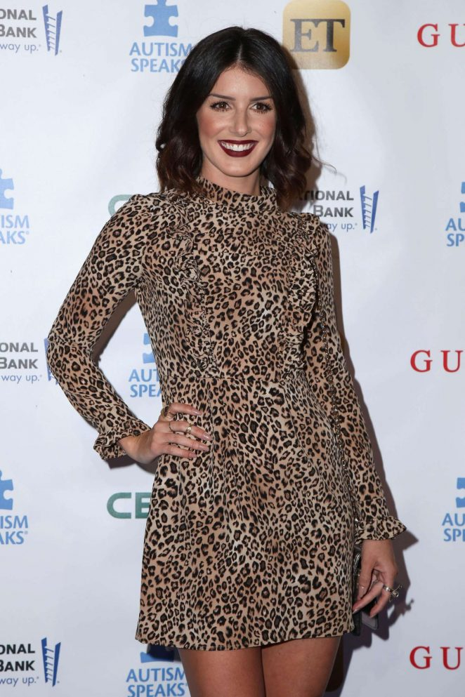Shenae Grimes - Autism Speaks La Vie En BLUE Fashion Gala in Burbank
