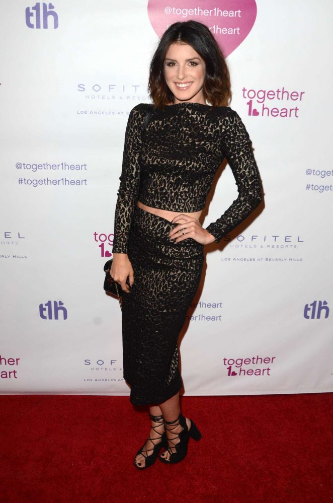 Shenae Grimes – together1heart Launch Party in West Hollywood