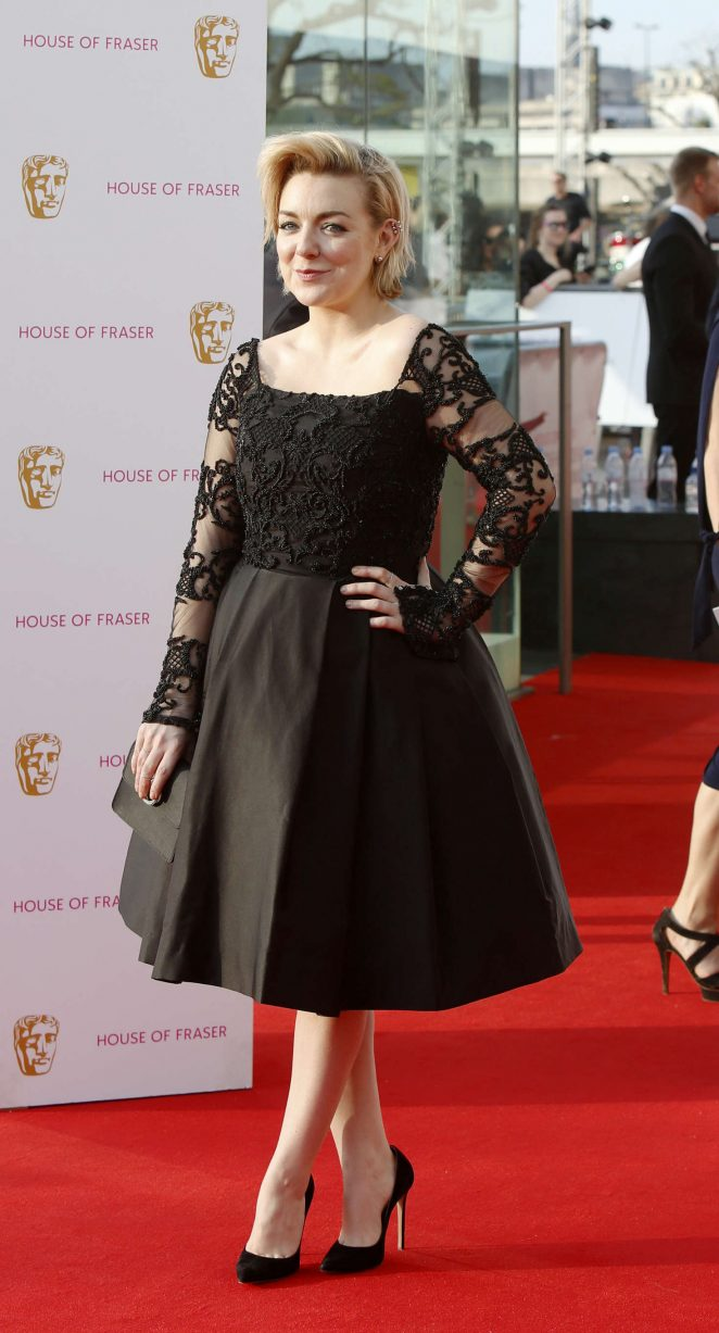 Sheridan Smith - BAFTA TV Awards 2016 in London
