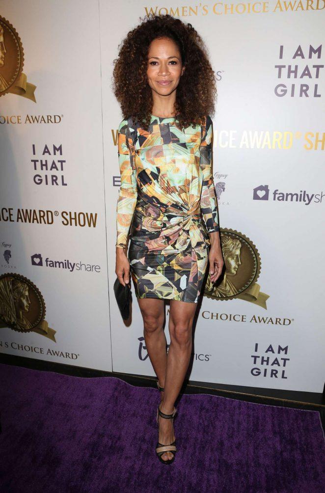 Sherri Saum - 2017 Womens Choice Awards - Los Angeles