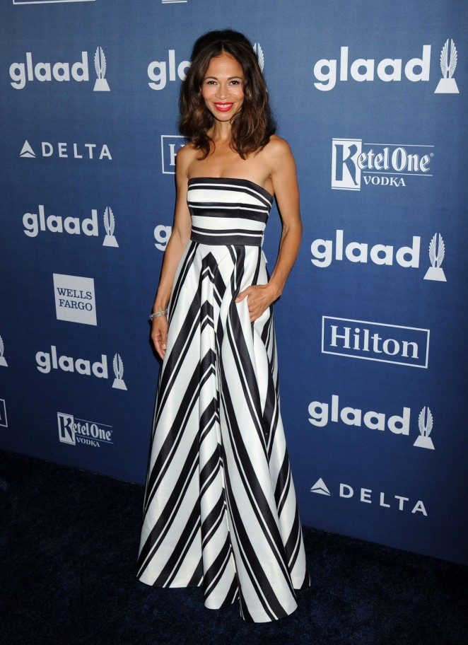 Sherri Saum: GLAAD Media Awards 2016 -01