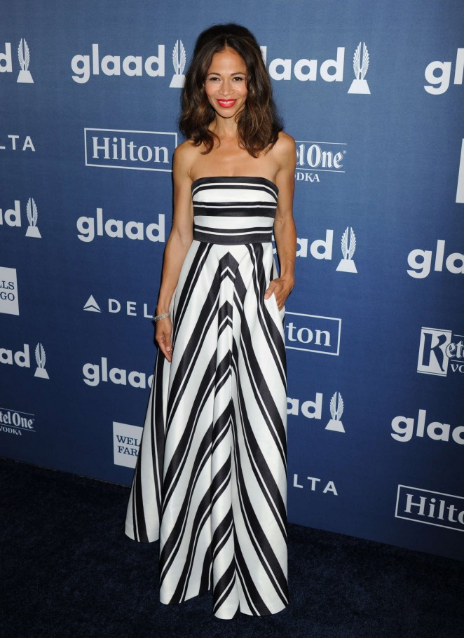 Sherri Saum: GLAAD Media Awards 2016 -02