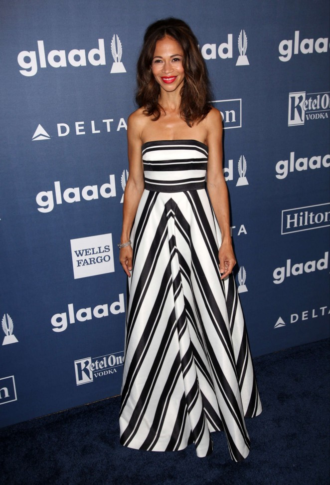 Sherri Saum - GLAAD Media Awards 2016 in Beverly Hills