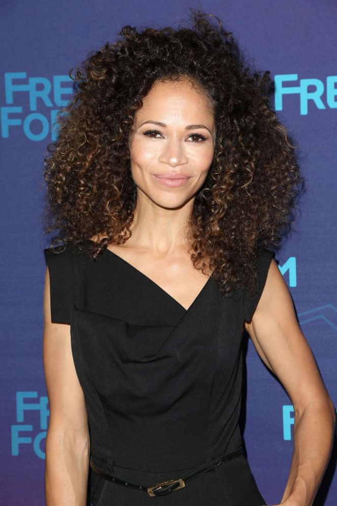 Sherri Saum - Disney ABC Television Group TCA Winter Press Tour 2017 in Pasadena