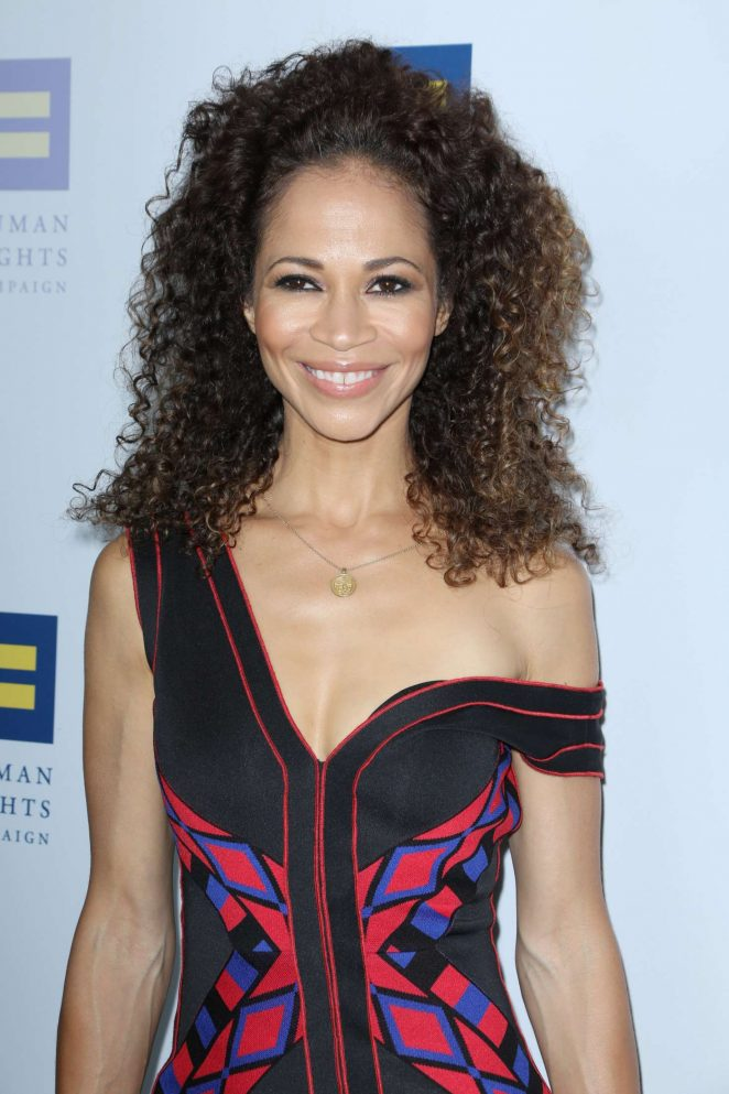 Sherri Saum - Human Rights Campaign Gala Dinner 2017 in Los Angeles