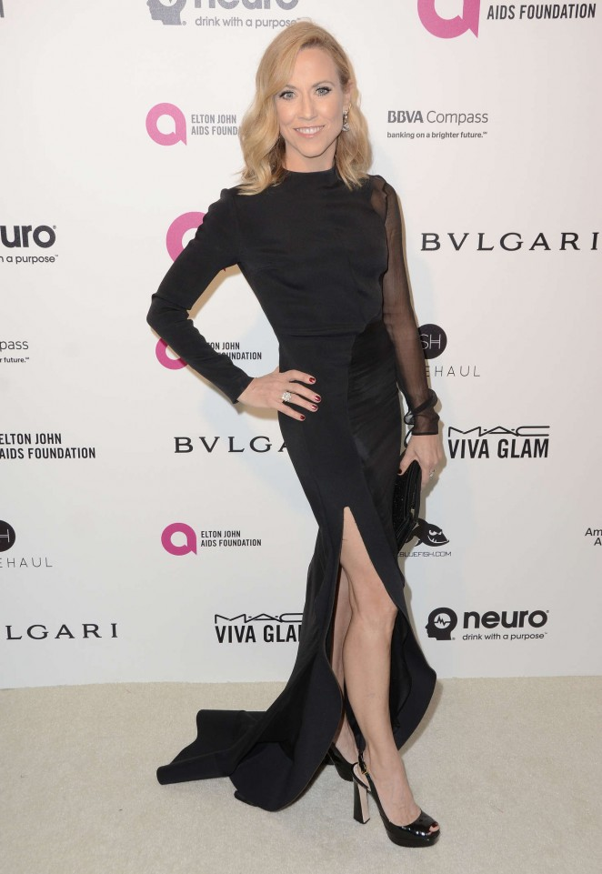 Sheryl Crow - 2016 Elton John AIDS Foundation's Oscar Viewing Party in West Hollywood