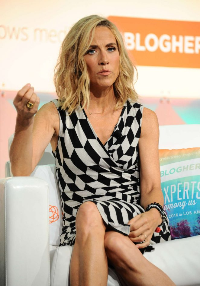 Sheryl Crow - #BlogHer16 Experts Among US Conference in Los Angeles