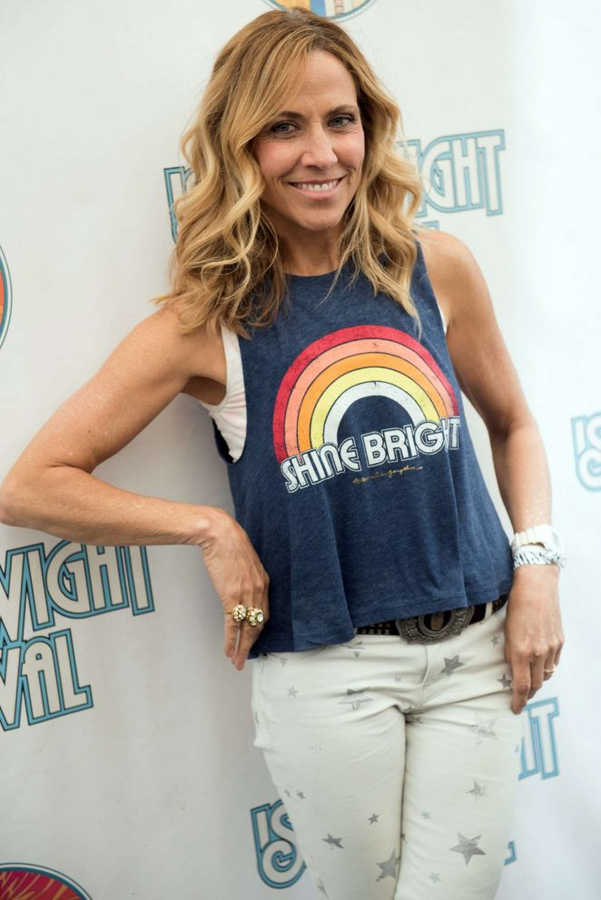 Sheryl Crow – Isle Of Wight Festival 2018 Photocall in Newport