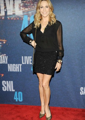 Sheryl Crow - SNL 2015 Anniversary Special in NY