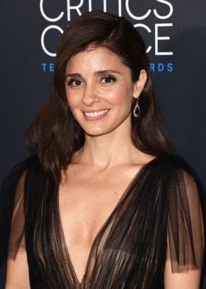Shiri Appleby - 2015 Critics Choice Television Awards in Beverly Hills