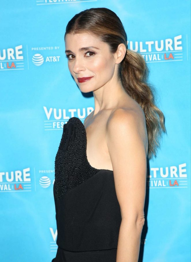 Shiri Appleby at 2017 Vulture Festival in Los Angeles