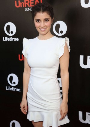 Shiri Appleby - Lifetime and Us Weekly's Premiere Party for UnReal in Beverly Hills