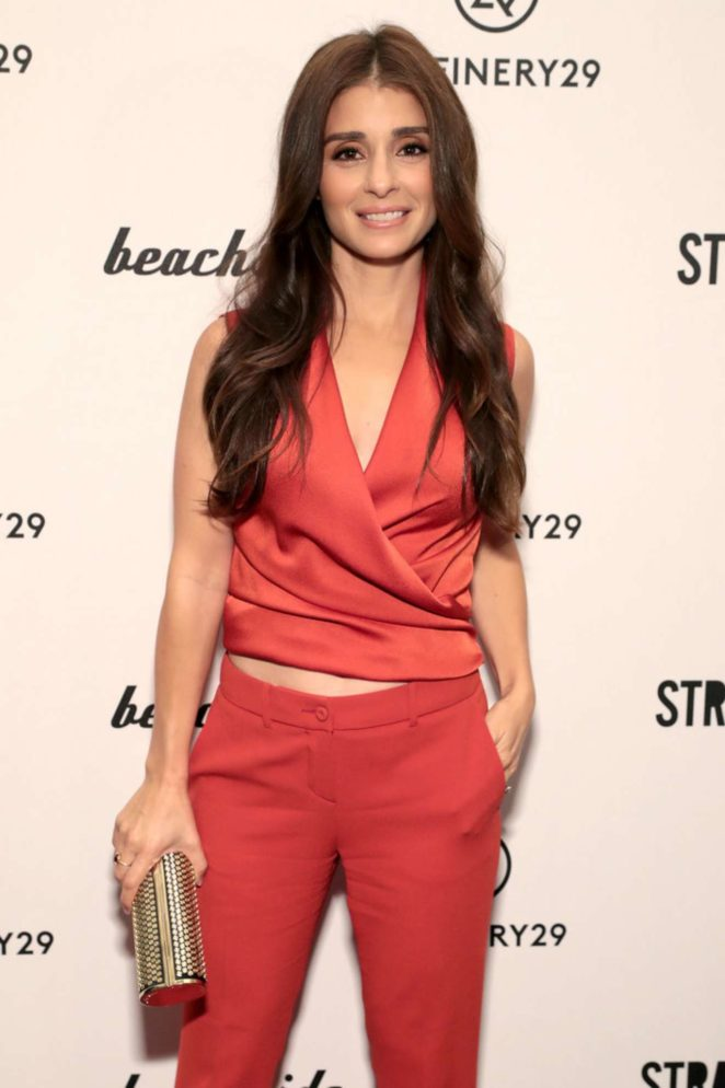 Shiri Appleby - Refinery29 and Beachside Productions Strangers series party in NYC