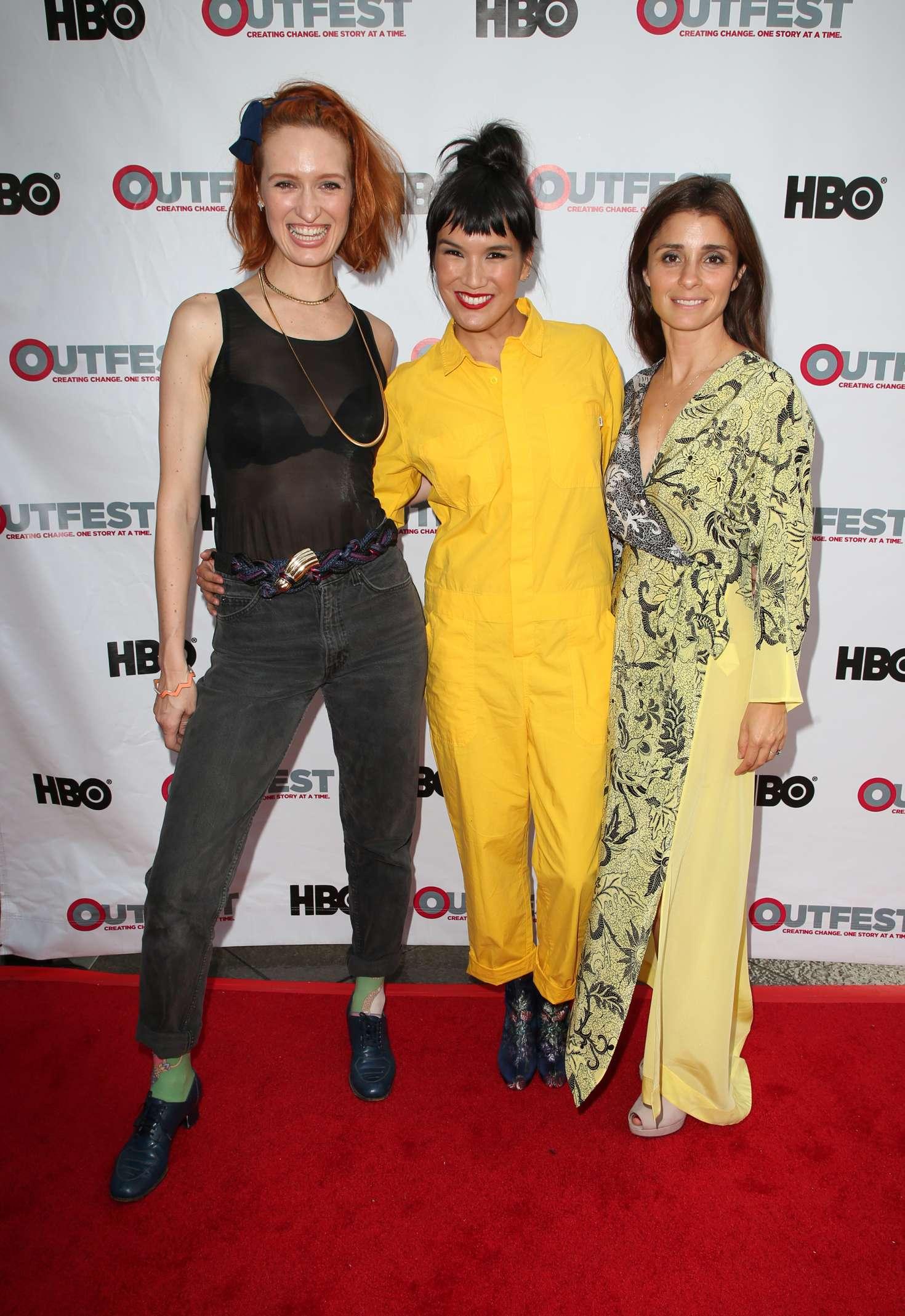 Shiri appleby strangers screening outfest los angeles lgbt film festival
