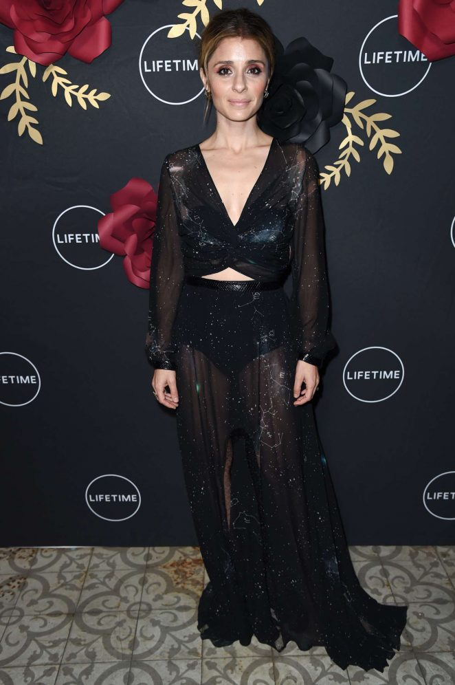 Shiri Appleby - 'Unreal' and 'Mary Kills People' Lifetime Party in LA