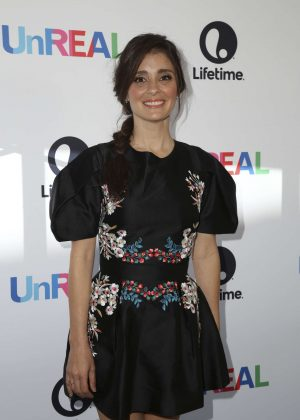 Shiri Appleby - 'UnREAL' Screening in Los Angeles