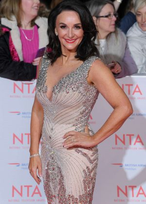 Shirley Ballas - National Television Awards 2018 in London