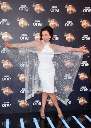 Shirley Ballas - Strictly Come Dancing Launch in London