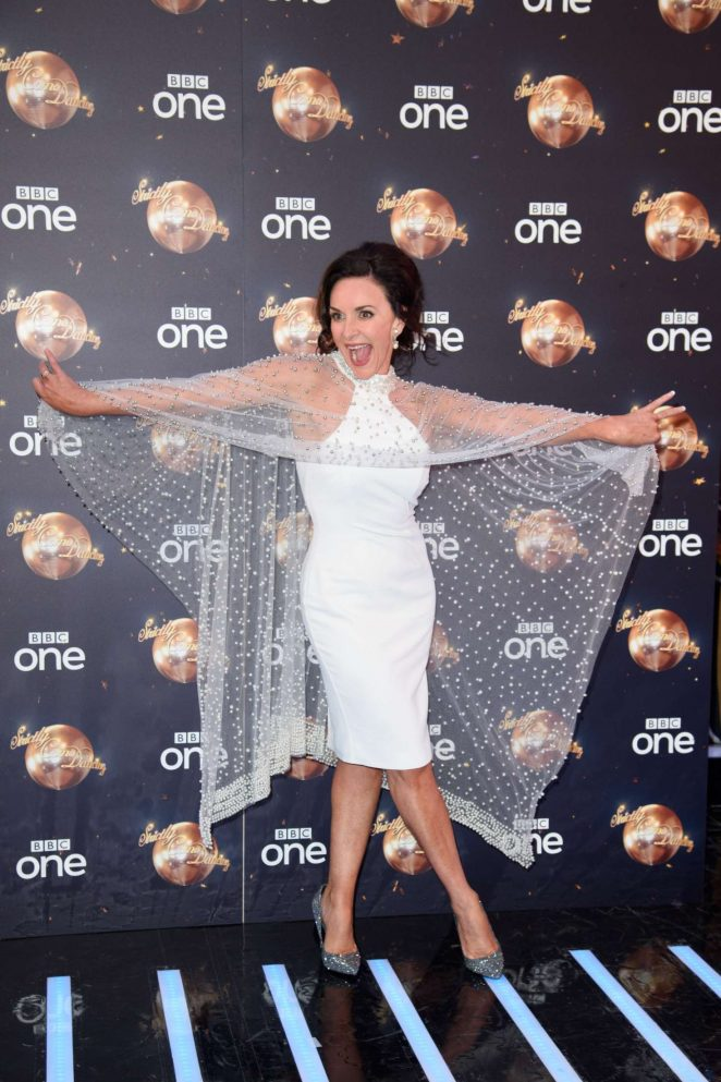 Shirley Ballas – Strictly Come Dancing Launch in London
