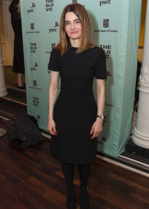 Shirley Henderson - 'Girl from the North Country' Party in London