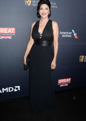 Shohreh Aghdashloo - 2016 AMD British Academy Britannia Awards in Beverly Hills