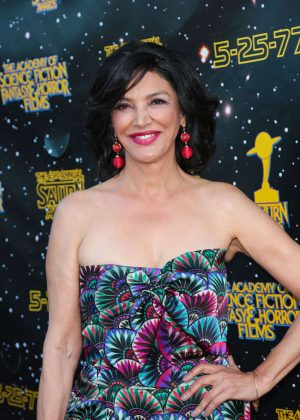 Shohreh Aghdashloo - 43rd Annual Saturn Awards in Burbank
