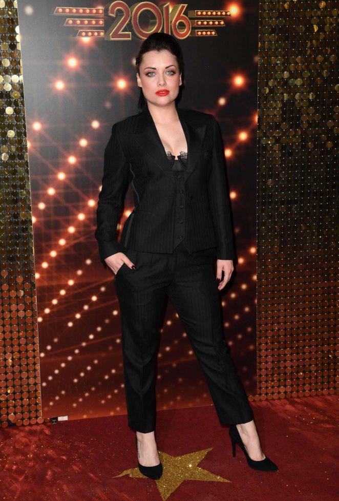 Shona McGarty: British Soap Awards 2016 -03