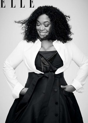 Shonda Rhimes - Elle US The 'Women In Hollywood' (November 2018)