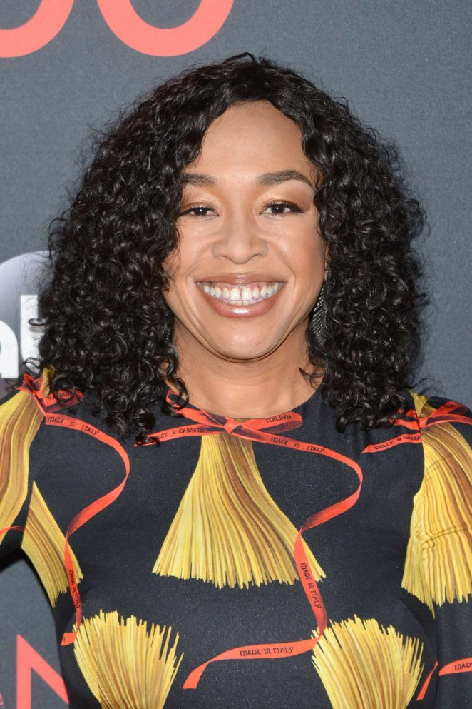 Shonda Rhimes - 'Scandal' 100th Episode Celebration in WeHo