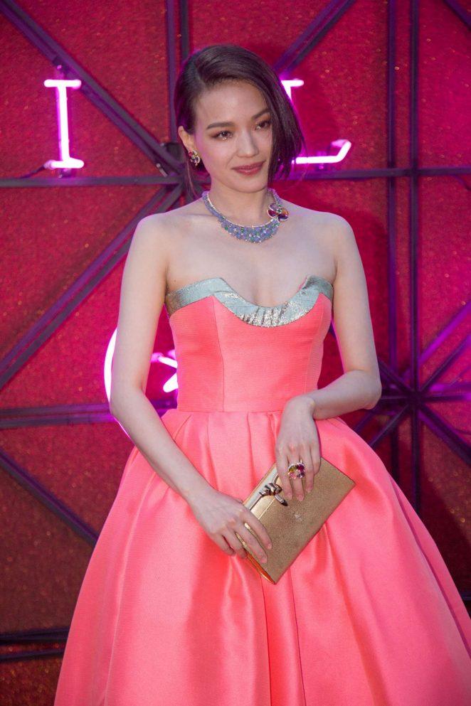 Shu Qi Photos Photos - The 29th Hong Kong Film Awards