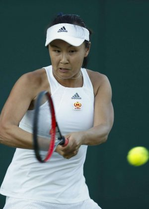 Shuai Peng - Wimbledon Championships 2017 in London