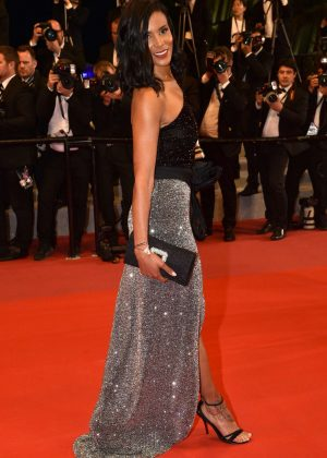 Shy'm - 'Leto' Premiere at 2018 Cannes Film Festival