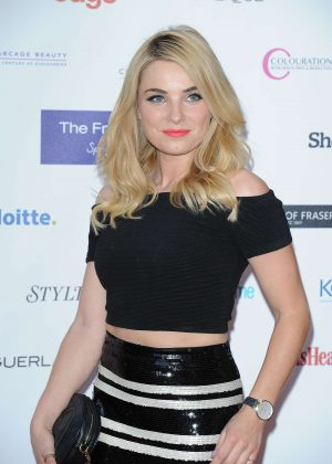 Sian Welby - 24th Annual Fragrance Foundation Awards in London