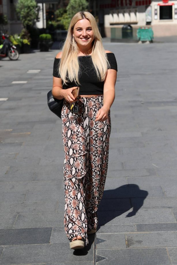 Sian Welby - Out in London