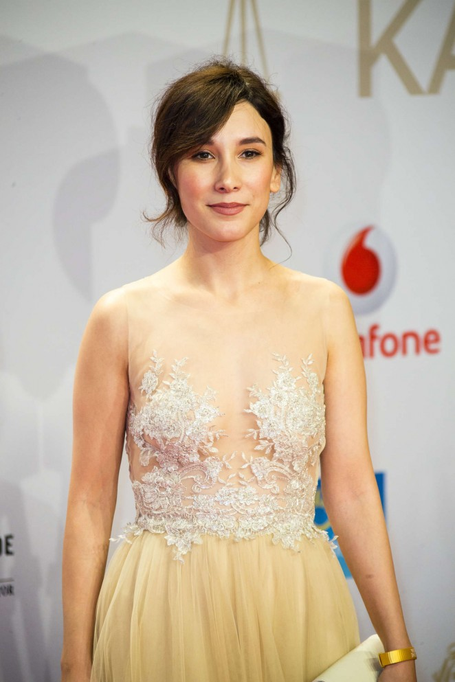 Sibel Kekilli - 51st Annual Goldene Kamera Award in Hamburg