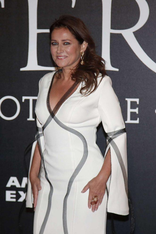 Sidse Babett Knudsen - 'Inferno' Premiere in Florence